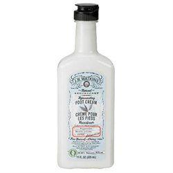 J R Watkins JR Watkins - Natural Apothecary Rejuvenating Foot Cream Peppermint - 11 oz.