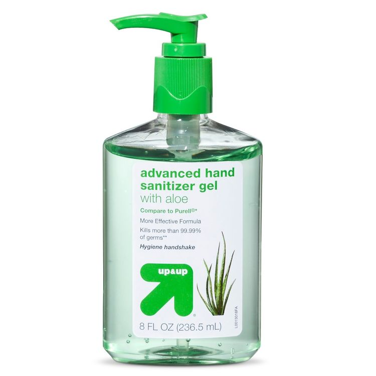 up & up Aloe Hand Sanitizer - 8 oz.