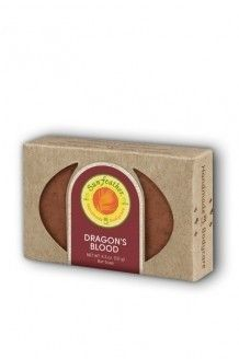Dragon's Blood Soap (Natural) Sunfeather 4.3 oz Cream