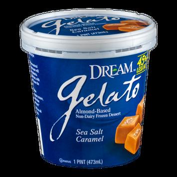 Dream Gelato Non-Dairy Frozen Dessert Sea Salt Caramel