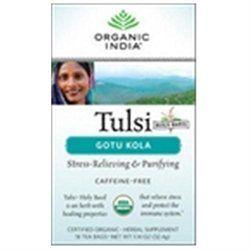 Bangalla 85026 Organic India Gotu Kola 618 CT