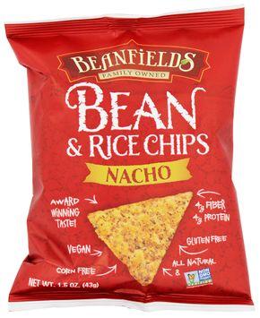 BeanFields - Bean & Rice Chips Nacho - 1.5 oz.