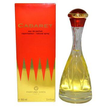 Gres Cabaret Eau De Parfum Spray