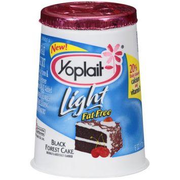 Yoplait® Light Fat Free Yogurt Black Forest Cake