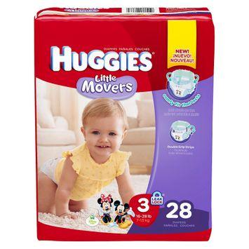 Huggies® Little Movers