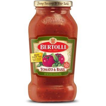 Bertolli® Tomato & Basil Sauce