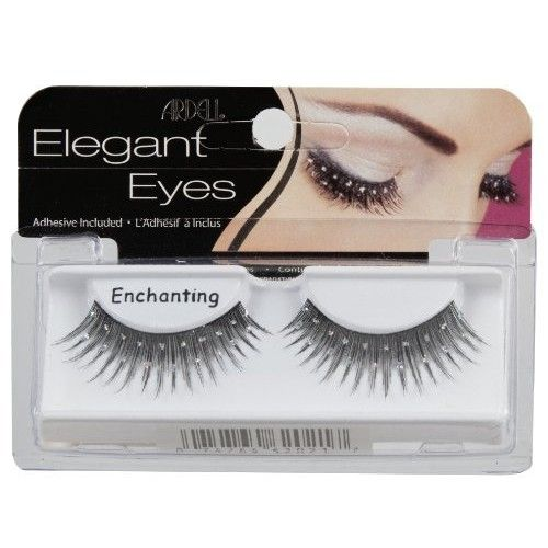 Ardell Elegant Eyes Glittered Lashes Pair, Enchanting
