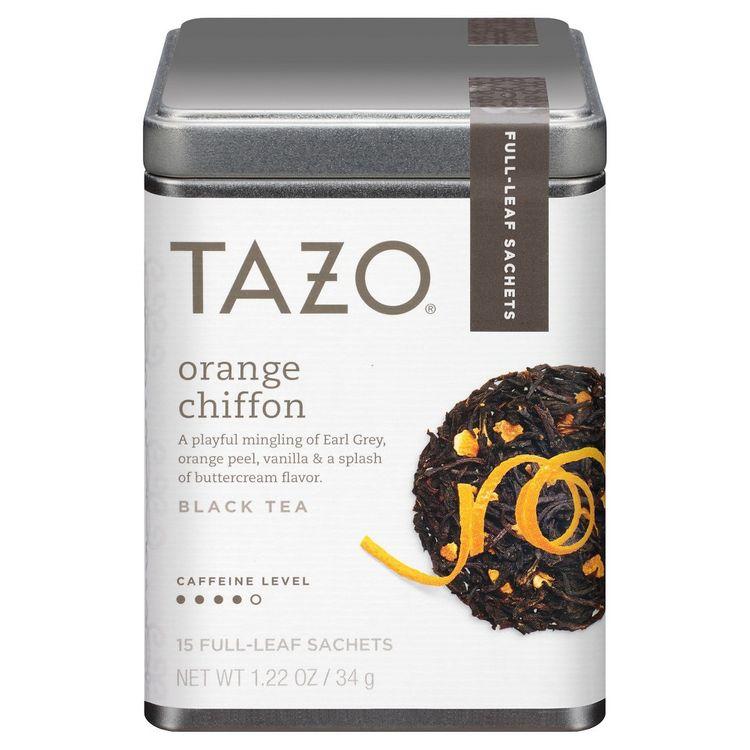 Tazo Orange Chiffon Black Tea