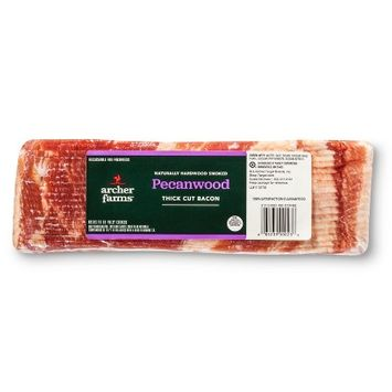 Archer Farms Pecanwood Thick Cut Bacon 24 oz
