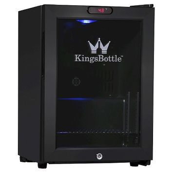 Kingsbottle 36 Can Mini Bar Fridge