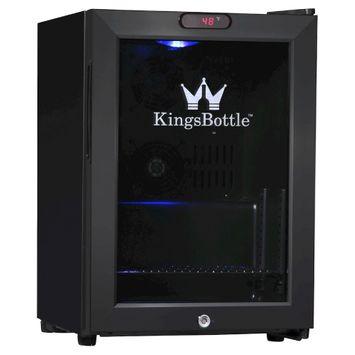Kingsbottle 21 Can Mini Bar Fridge