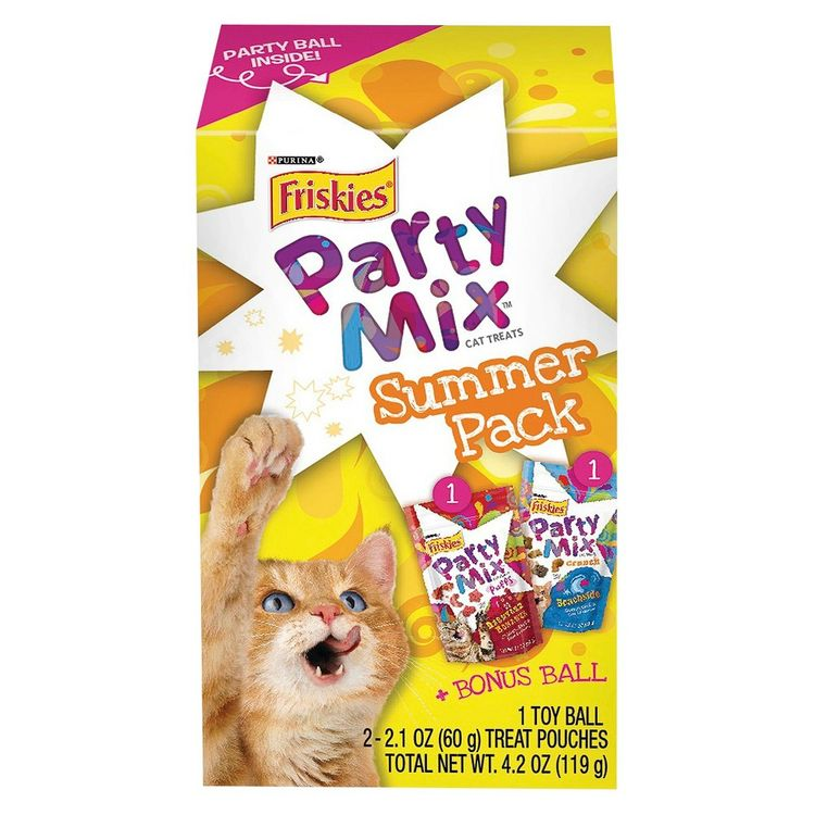Friskies® Party Mix Summer Play Pack
