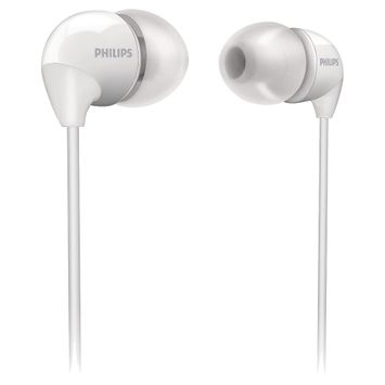 Phillips White In Ear Earbuds