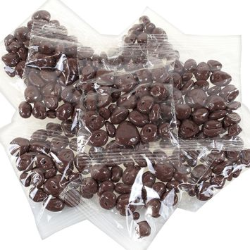 Albanese Individually Wrapped Chocolate Covered Cranberries 80 oz