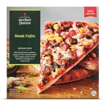 Archer Farms Steak Fajita Pizza 11.5 oz