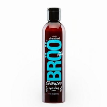 Broo - Shampoo Hydrating Porter Warm Vanilla - 8 oz.