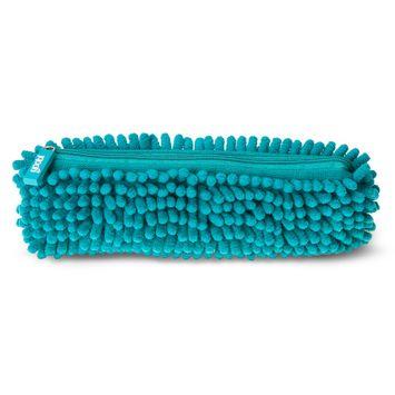 Yoobi, Lcc Yoobi Fuzzy Pencil Case - Aqua