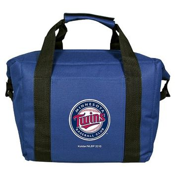 Mlb Minnesota Twins 12 Pack Kooler Bag