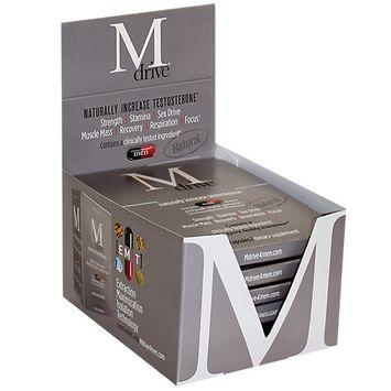 Dream Brands M-Drive - 6 Packs - Male Intimacy Herbs