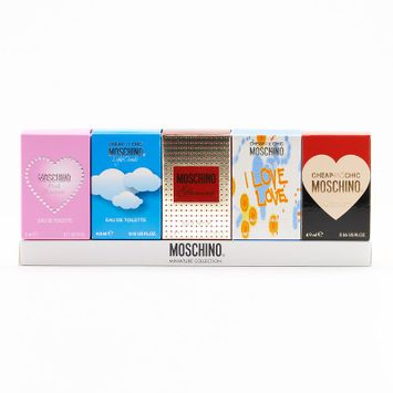 Moschino 5-pc. Fragrance Collection Gift Set - Women's (Mandarin/Rose/Peach)