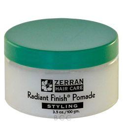 Zerran Hair Care Zerran Radiant Finish Pomade - 3.5 oz