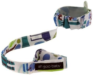 Ah Goo Baby Zoo Frenzy Bottle Strap
