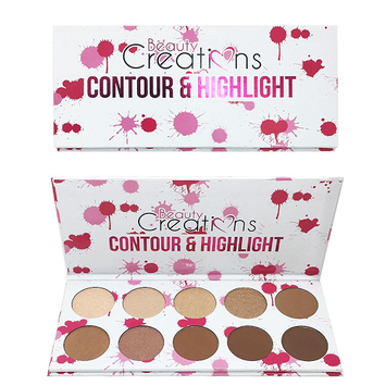 Beauty Creations Contour & Highligt Palette