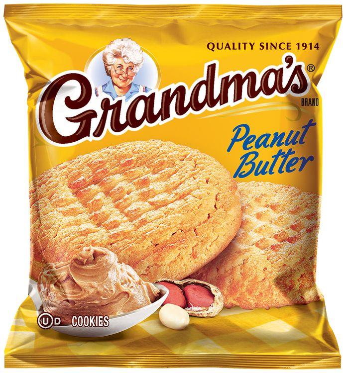 Grandma's® Peanut Butter Cookies