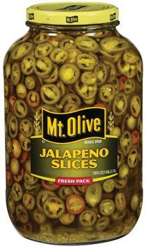 mt Olive Fresh Pack Jalapeno Slices