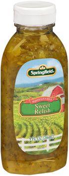 Springfield® Sweet Relish
