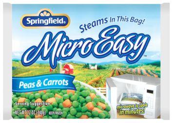 Springfield Micro Easy Peas & Carrots