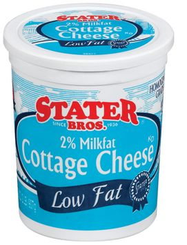 Stater Bros. Low Fat Cottage Cheese
