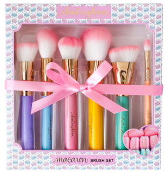 slmissglam Macaron Glam Brush Set