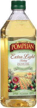 Pompeian Imported Extra Light Mild Flavor Olive Oil