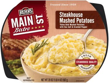 Reser's Fine Foods® Main St Bistro™ Steakhouse Mashed Potatoes