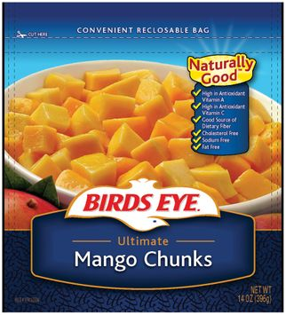 Birds Eye Ultimate Mango Chunks