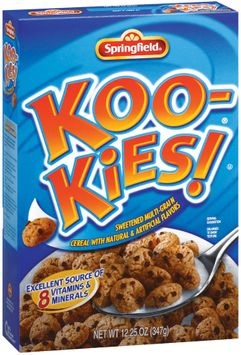 Springfield Koo-Kies Cereal