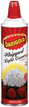 Darigold Light Sweetened Whipped Cream