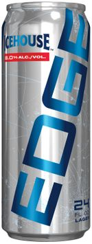 Icehouse™ Edge 80% Alcohol Beer