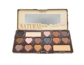 OKALAN® Natural Color Eyeshadow Palette A