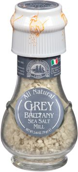 Drogheria & Alimentari® Grey Brittany Sea Salt Mill