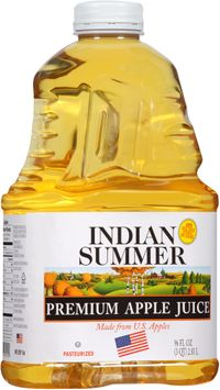 Indian Summer® Premium Apple Juice