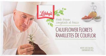 libby's® steam & go® cauliflower florets
