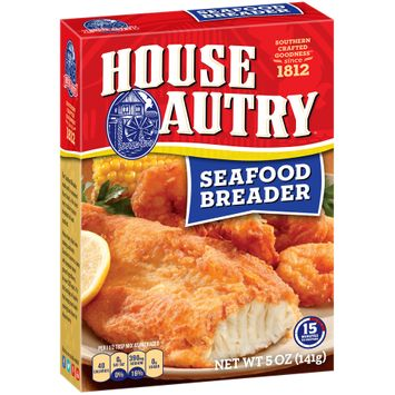 House Autry® Seafood Breader