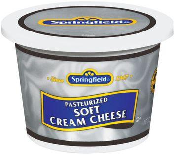 Springfield Soft Cream Cheese