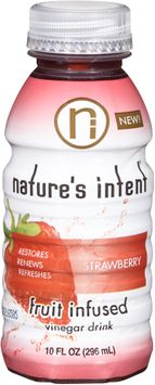 Nature's Intent® Strawberry Vinegar Drink