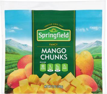 springfield® fancy mango chunks
