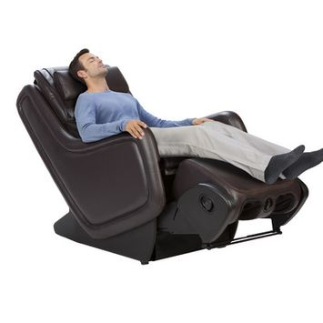 Sharper Image ZeroG 4.0 Immersion Seating Upholstery: Espresso SofHyde