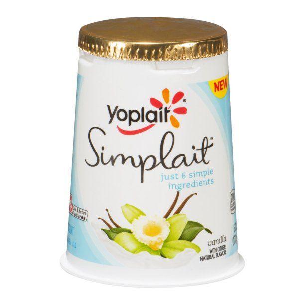 Yoplait® Simplait Vanilla Yogurt