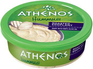 Athenos Roasted Eggplant Hummus